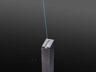 Ultrakurzpuls-Laserbearbeiteter Prägestempel aus CF-H40S+ von HAILTEC