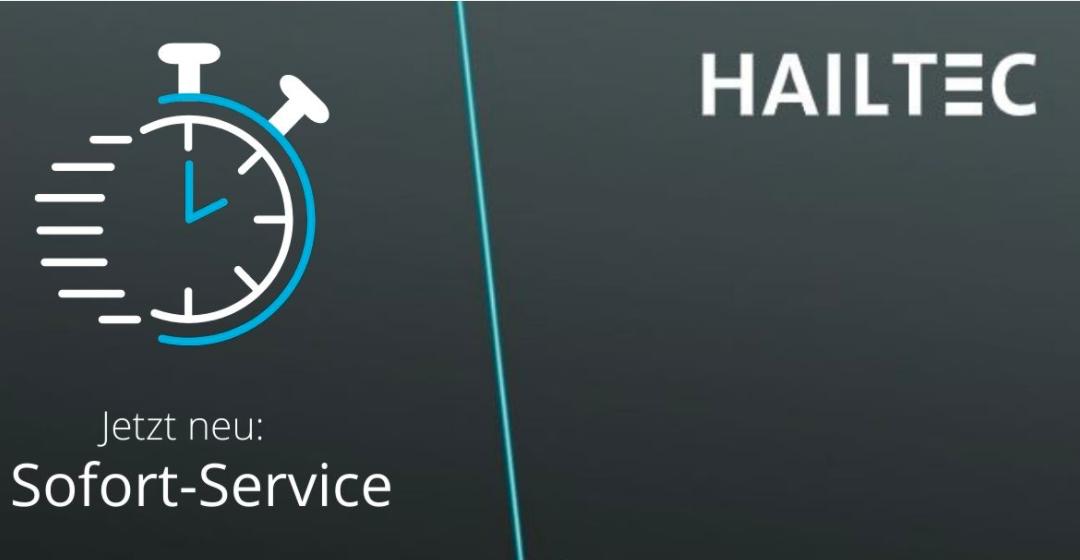 Sofort-Service jetzt im Angebot